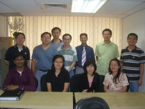 PMP Group Photo - 2009