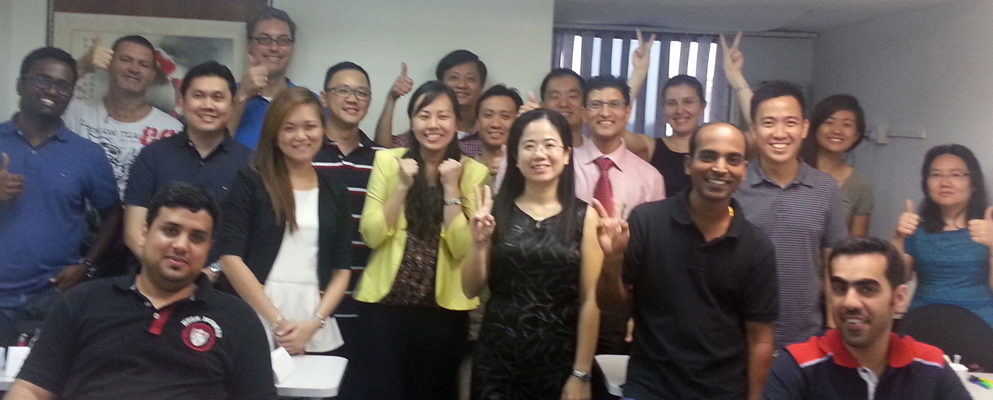 PMP Workshop in March 2014