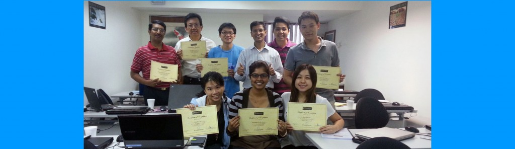 Excel Dashboard Training in Singapore